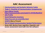 aac assessment1