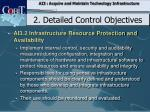 2 detailed control objectives2