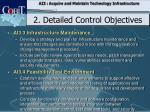 2 detailed control objectives3