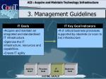 3 management guidelines5