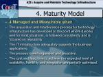 4 maturity model5