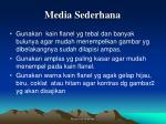 media sederhana4
