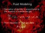 fluid modeling1