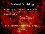 material modeling1