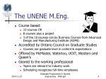 the unene m eng