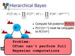 hierarchical bayes1