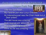 facts i learned on the rutherford b hayes field trip12