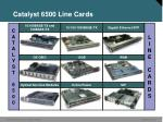 catalyst 6500 line cards