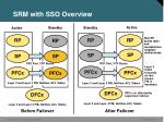 srm with sso overview