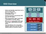 sso overview