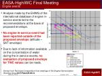 easa highiwc final meeting engine events