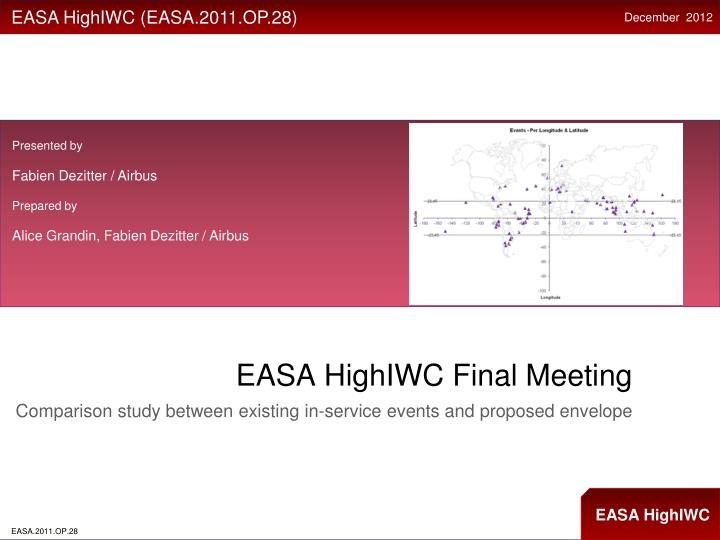 easa highiwc final meeting n.
