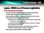 lo rescatable iva1