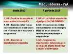 maquiladoras iva1