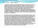stc 2513 2007 pa tc11
