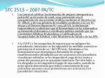 stc 2513 2007 pa tc15