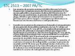 stc 2513 2007 pa tc8