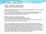 stc 5189 2005 pa tc12