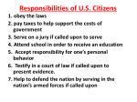 responsibilities of u s citizens