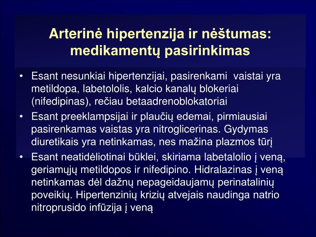nuo hipertenzijos islamas)