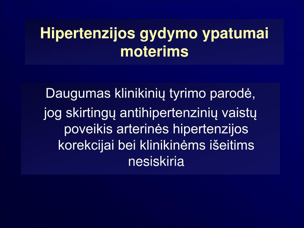 žemas kraujospūdis sergant hipertenzija sukelia