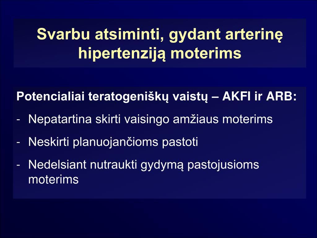 progesterono hipertenzija