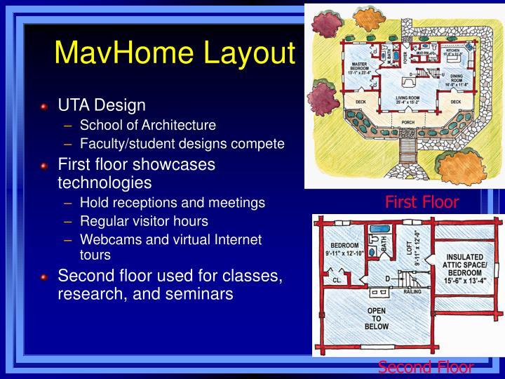 MavHome Layout