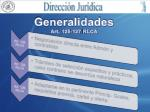 generalidades art 125 127 rlca1