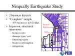 nisqually earthquake study