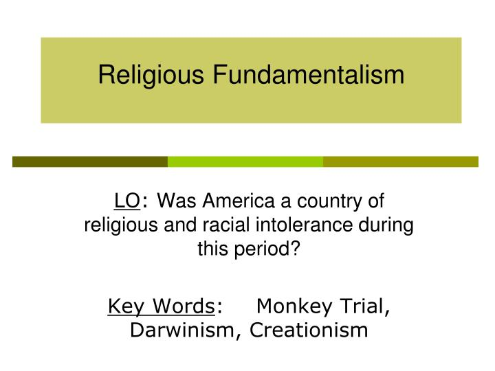 an analysis of the religious intolerance in early america Active religious intolerance a brief overview of intolerance in north america sponsored link religious intolerance in north america: the wall of separation between church and state does not prevent judges and legislators from attempting to eliminate the rights of faith groups that they do not like:.