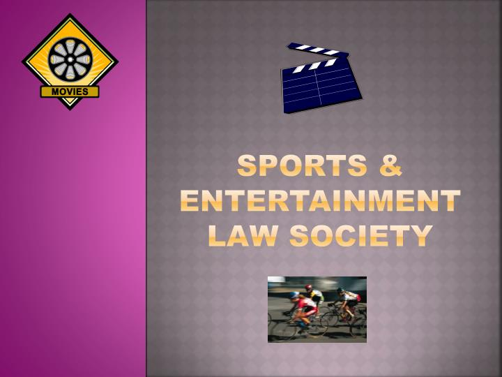 sports entertainment law society n.