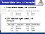joined relations examples1