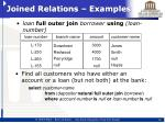 joined relations examples2