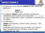 select cont1
