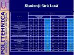 studen i f r tax