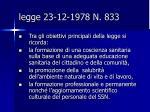 legge 23 12 1978 n 8332