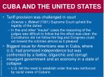 cuba and the united states1