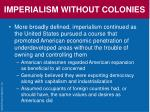 imperialism without colonies1