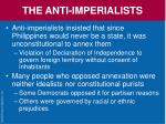 the anti imperialists1