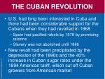the cuban revolution1