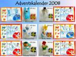 adventskalender 20081