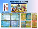 monsters pirates