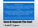 surat al baqarah the cow2