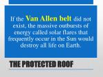 the protected roof10