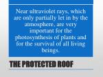 the protected roof5