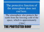 the protected roof7