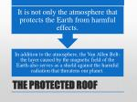 the protected roof8