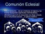 comuni n eclesial1