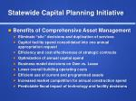 statewide capital planning initiative4