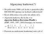 algorytmy kurkowe1